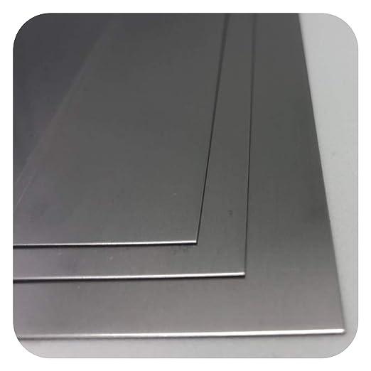 Chapa de acero inoxidable 3 mm Nirosta V2 A 1.4301 3mm x ...