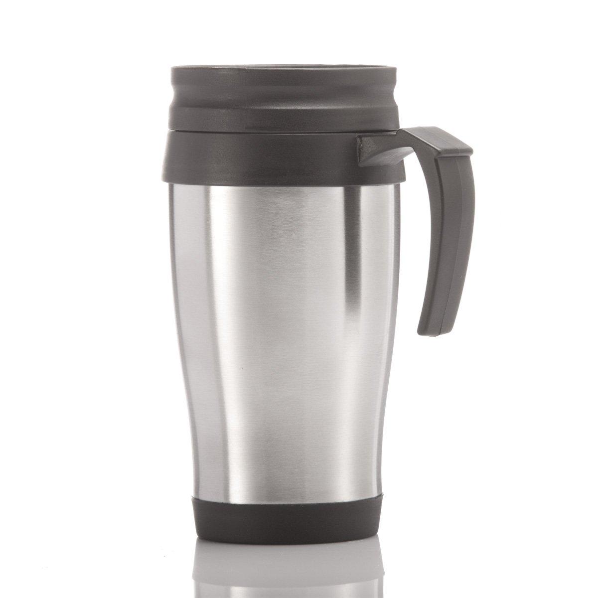 Coffee 2/Go tazza termica in acciaio inox bicchiere tazza isolante tazza da caff/è 400/ML
