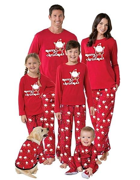 Christmas Family Pajamas Pjs A7 womens pants paw patrol baby boy long  sleeve unicorn flannel 3t 81f061c0c