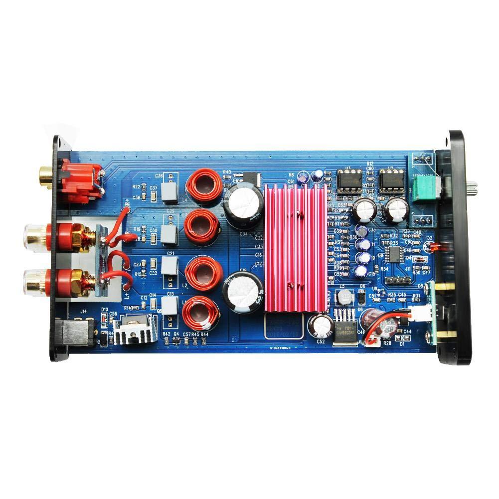 Digital Integrated Stereo Amplifier Fx Audio Fx502spro Circuit Ne5532 Dual Opamp Ce Distribution Tpa3250 Class D Hifi High Power Home