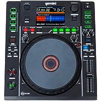 Gemini MDJ-900 - Reproductor multimedia para DJ (USB