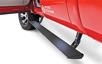 Electric Running Boards >> Amazon Com Amp Research 75146 01a Powerstep Electric