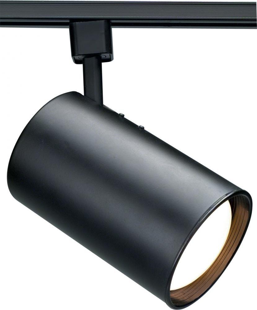 Nuvo TH205 R20 トラック照明 ステップ シリンダー ヘッド ブラック TH366 1 B006ETD6JI ブラック|CFL R30 ブレット(CFL R30 Bullet) ブラック