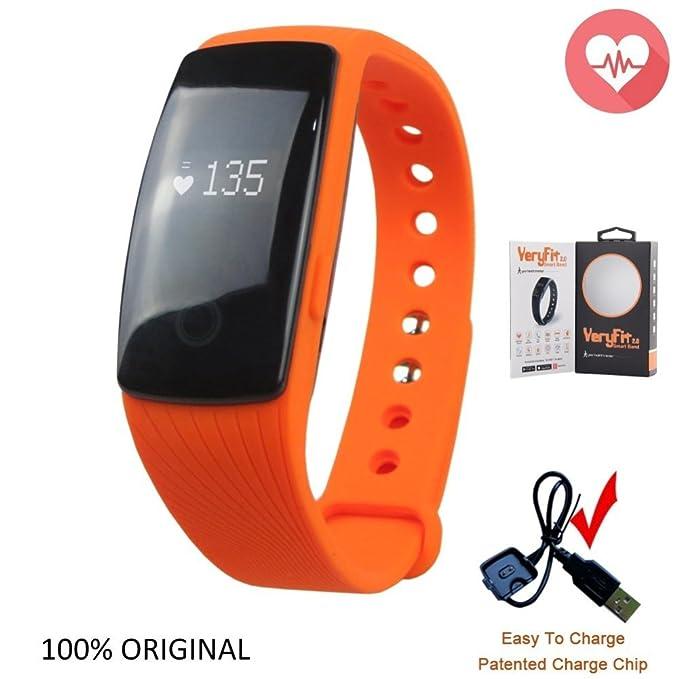 ivlwe id107 Bluetooth Smart pulsera reloj inteligente banda ...