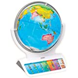 SmartGlobe Infinity SG338 - Interactive Smart Globe with Wireless Updatable Touch Pen Technology by Oregon Scientific