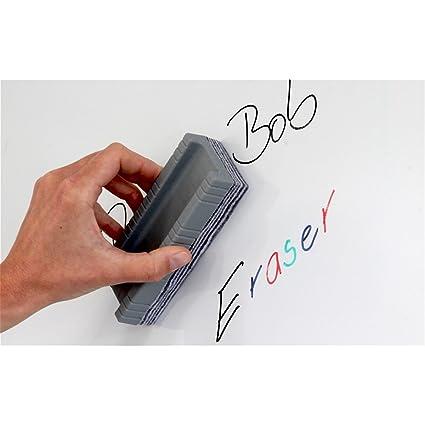 Tafellöscher für Whiteboards Flipcharts magnetisch 16 cm x 5,5 cm