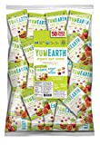 yummy earth gummy bears - YumEarth Organic Sour Beans, 0.7 Ounce Snack Packs (Pack of 50)