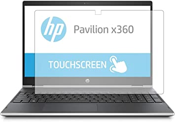"""Set Of 2 For HP Pavilion X360 2 In 1 15.6/"""" PcProfessional Screen Protector"""