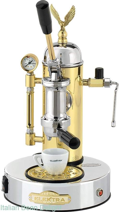 Elektra ART.S1CO Microcasa A Leva Espresso Machine - Chrome ...