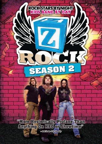 DVD : Z-Rock: Season 2 (2 Disc)