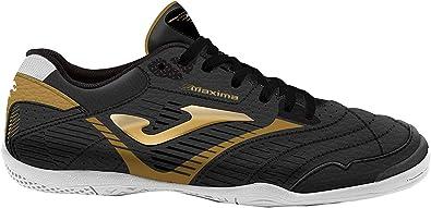 Zapatillas Hombre Joma Maxima 901 Turf Negro/Oro MAXW.901.IN: Amazon.es: Zapatos y complementos