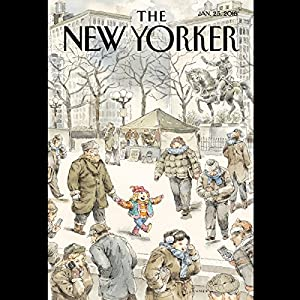 The New Yorker, January 25th 2016 (Jane Mayer, D. T. Max, Kathryn Schulz) Periodical