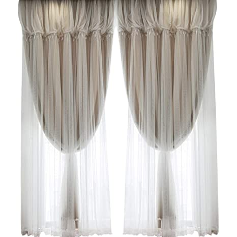 Curtains Korean Style Princess Curtains Finished Ins Models