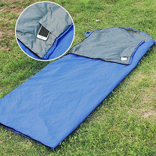 Ultra Lightweight Sleeping Bag For Backpacking, Comfort ...