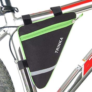 Seasaleshop Caja de Marco Bicicleta alforjas, Impermeable al Agua ...