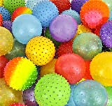 500 PC 5'' KNOBBY BALL MIX, Case of 1