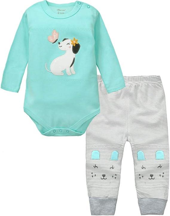 0 /à 24 Mois Tiny Alpaca gar/çon Ensemble de Pyjama B/éb/é