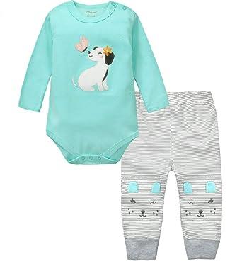marchio popolare garanzia di alta qualità pensieri su Tiny Alpaca - Pigiama Due Pezzi - Bebè Femminuccia: Amazon ...
