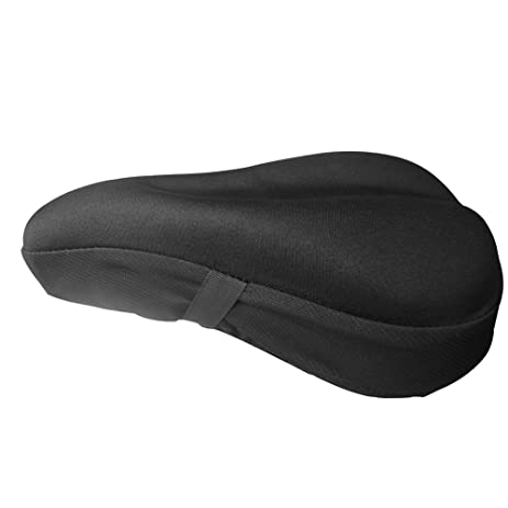 Baihuo Bike Seat Cushion Extra Soft 3d Silicone