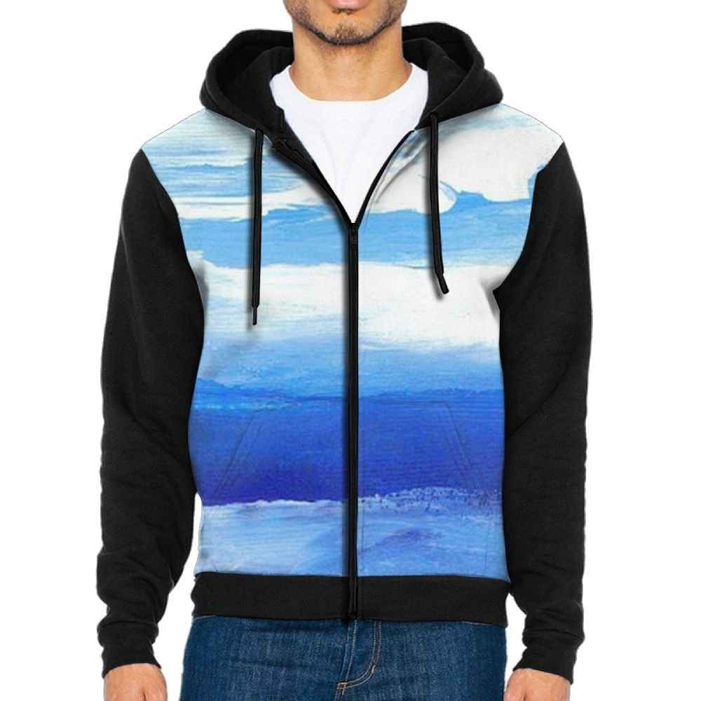 Nauty Imp Painting Summer Graphic Wallpaper Sports colorful Cool Pocket Sweatershirts With Hat