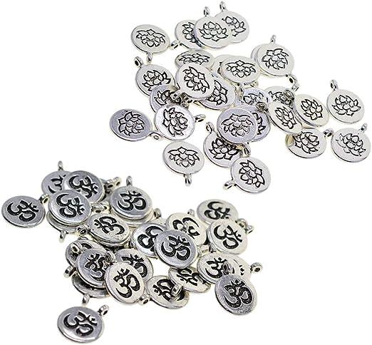 30pcs Vinatge Antique Silver Tree of life Charms Pendants Jewelry DIY Making