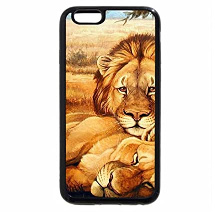 coque iphone 7 plus lionne