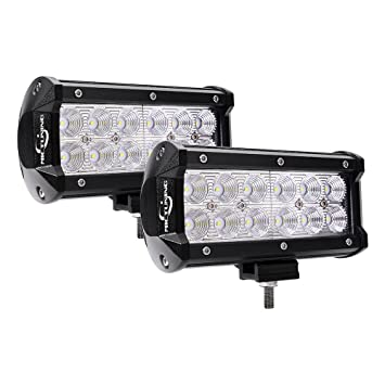 Amazon mictuning 06218 w 36 w cree led 4 x 4 mictuning 06218 w 36 w cree led 4 mozeypictures Gallery