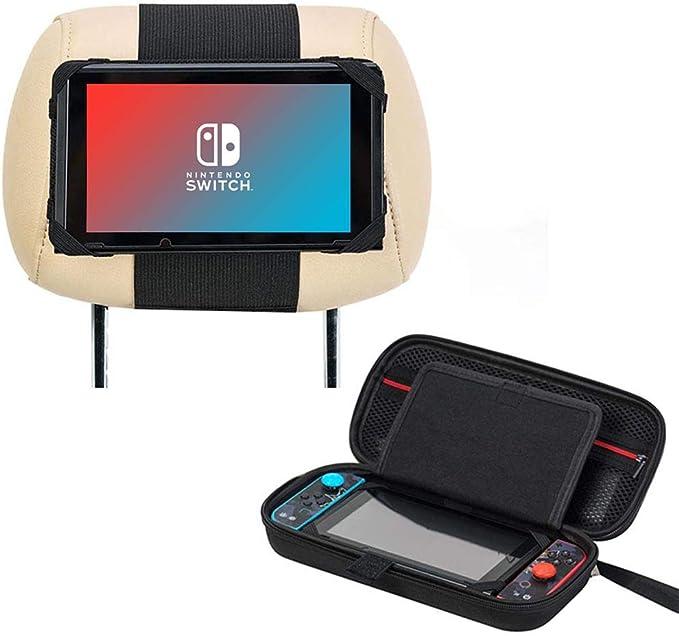 Funda para Nintendo Switch – Soporte para Reposacabezas del Coche ...