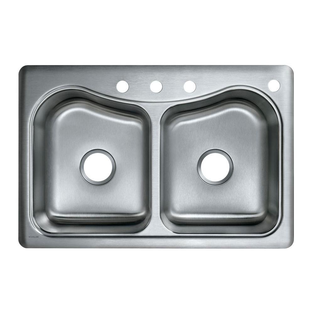 stainless kitchen sink reviews kohler sink reviews k 1