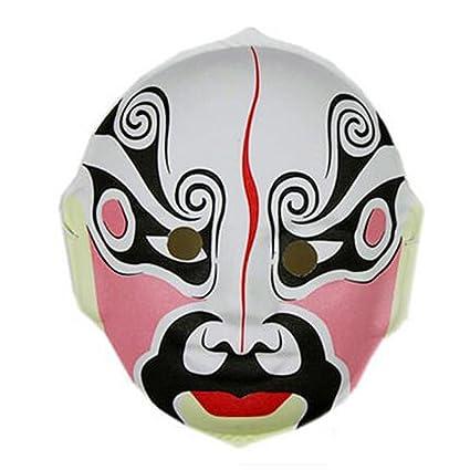 Alien Storehouse Máscara de la ópera de Pekín, máscara China ...