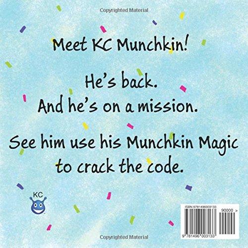 KC Cracks the Code!: Yvonne Lamey: 9781496003133: Amazon.com: Books