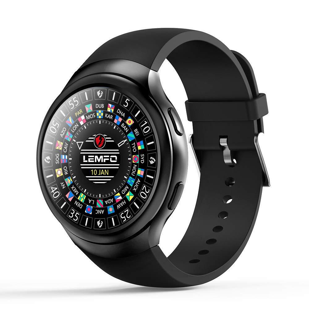 Amazon.com: LXJTT Smart Watch Phone,Android 5.1 OS 3G Watch ...