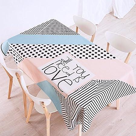 110 * 170 cm) color blanco y negro Patchwork geométricas rayas ...