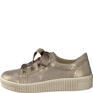 Gabor Shoes Damen Jollys Derbys, Grün (Oliv), 43 EU