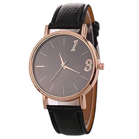 Amazon.com : naivety Simple Women Watches Fashion Colorful ...