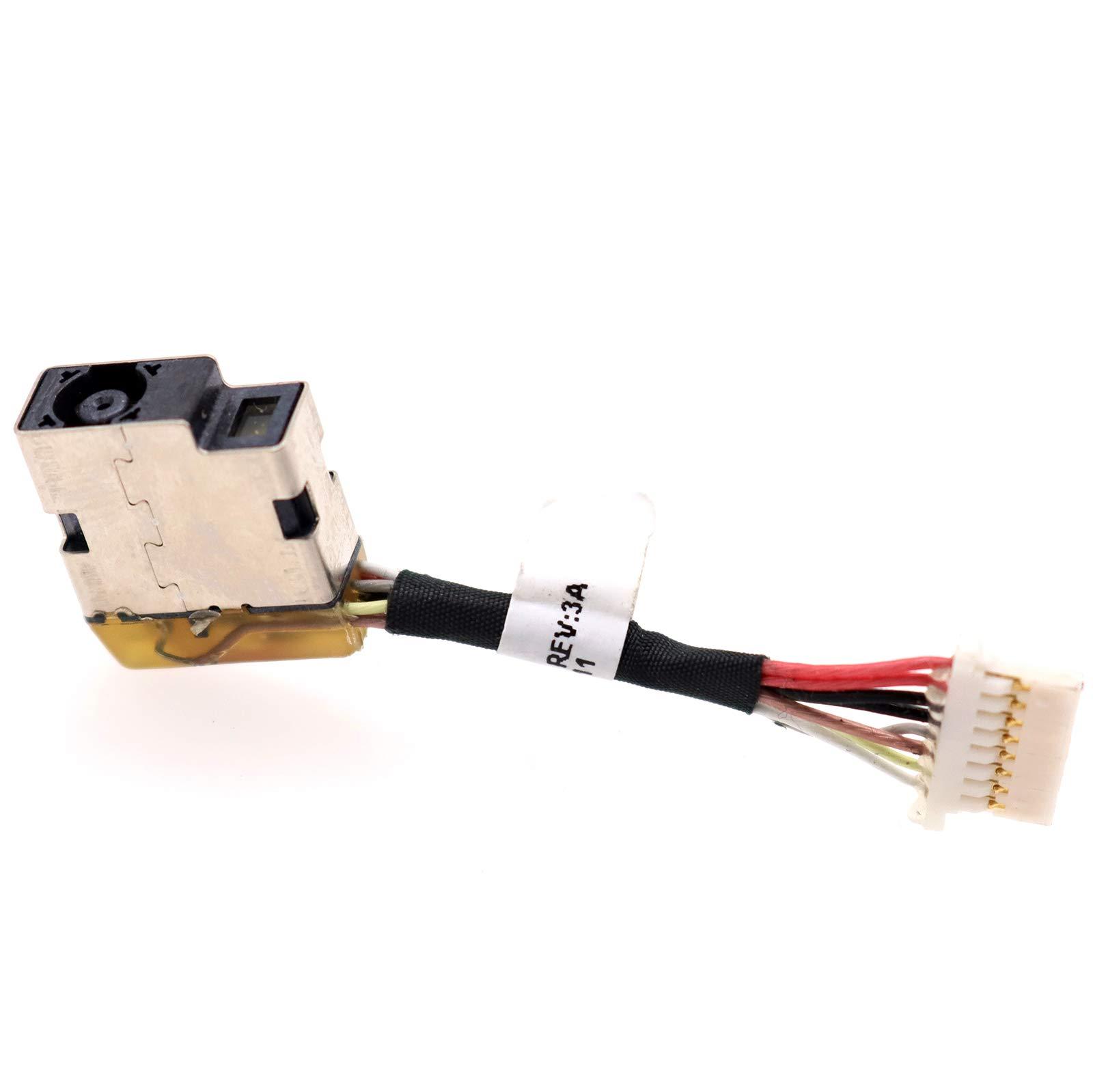 DC Power Jack para HP Probook 430 G5 440 G5 450 G5 470 G5 L0