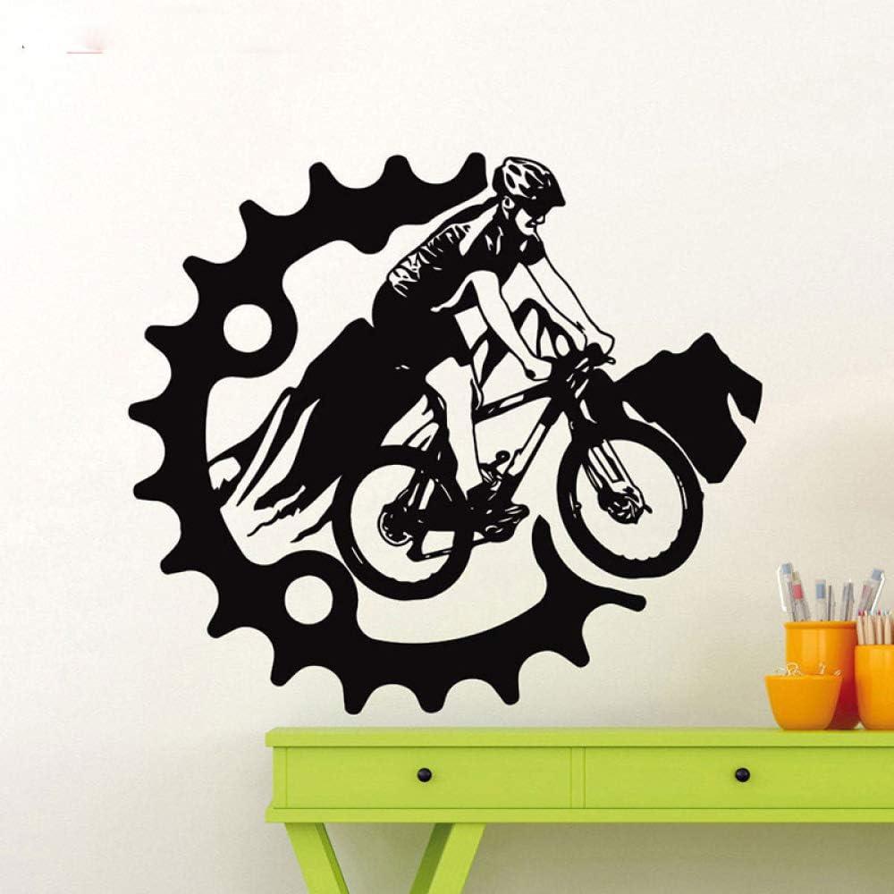 yaoxingfu Bicicleta de montaña Etiqueta de la Pared Pista de ...