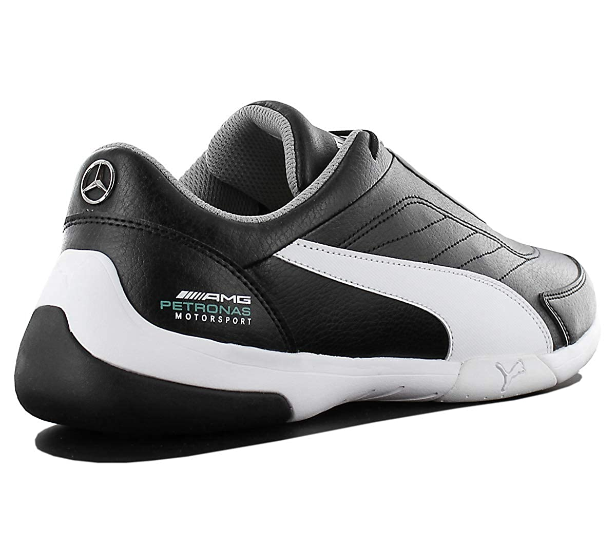 Puma Mercedes AMG Petronas Kart Cat III Black Men Trainers Sneaker  Motorsport Shoes 306244-02  Amazon.co.uk  Shoes   Bags 66cf458a8
