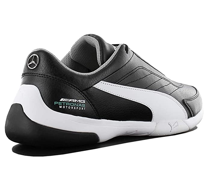 10137540199 Puma Mercedes AMG Petronas Kart Cat III Black Men Trainers Sneaker  Motorsport Shoes 306244-02  Amazon.co.uk  Shoes   Bags
