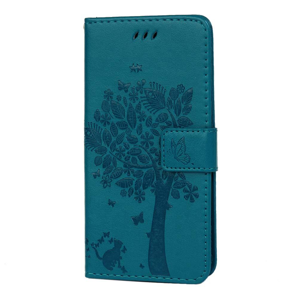 Shukukan Coque pour Samsung A20E Tree