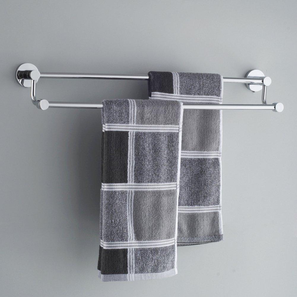 towel rack/Double copper Towel Bar/Bathroom towel/Bathroom Accessories-B hot sale 2017