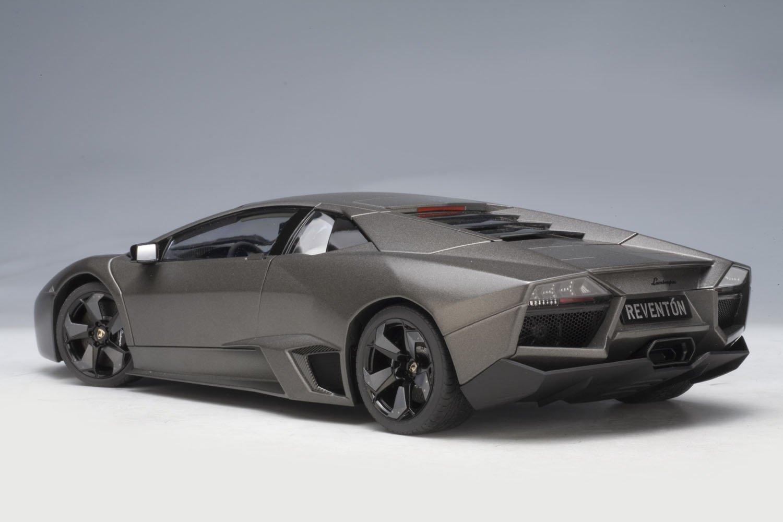 Amazon.com: Lamborghini Reventon, Grey   Autoart 1:18 Diecast Model Car:  Toys U0026 Games