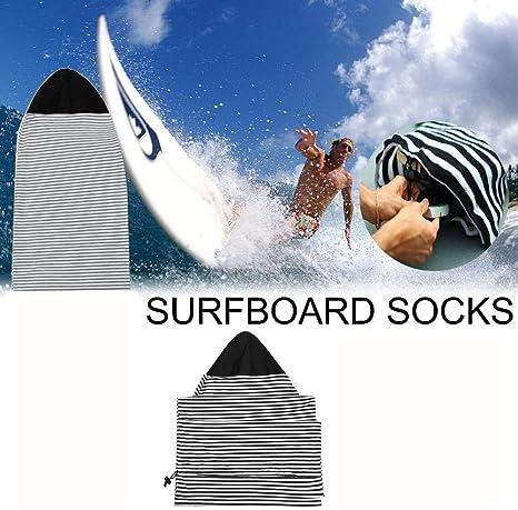 JVSISM Surfboard Socks Cover Surf Board Protective Storage Case Water Sports For Shortboard Funboard Surfing Sports 1