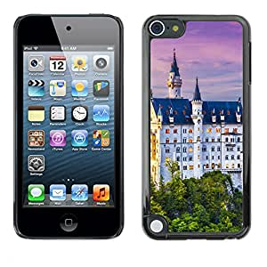 Print Motif Coque de protection Case Cover // V00002612 Neuschwanstein // Apple ipod Touch 5 5G 5th 6 6G 6th