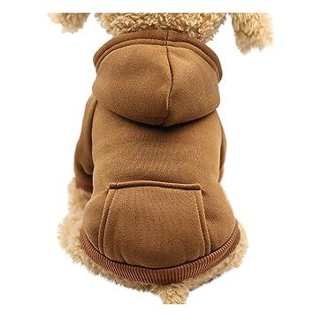 Amazon.com: Chaleco para cachorro, perro, gato, camiseta ...