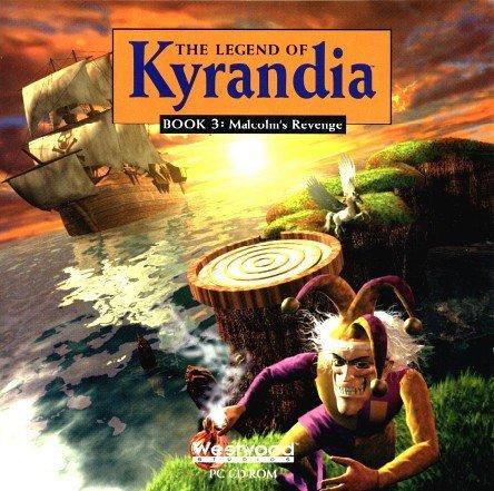 Price comparison product image The Legend of Kyrandia Book 3: Malcolm's Revenge