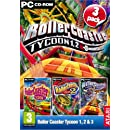 Roller Coaster Tycoon 1,2,3 (3-pack)