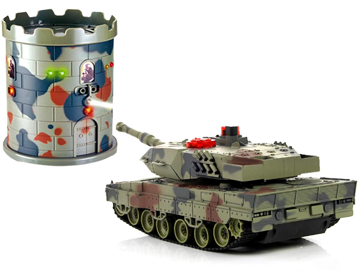 Top 9 Best Remote Control Tanks Battle Reviews in 2020 2