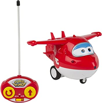 ColorBaby - Jett teledirigido Super Wings (75880): Amazon.es ...
