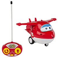 Super Wings - Jett teledirigido Super Wings (ColorBaby 75880)